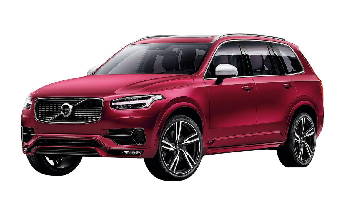 Đánh giá của Smith: Volvo XC90