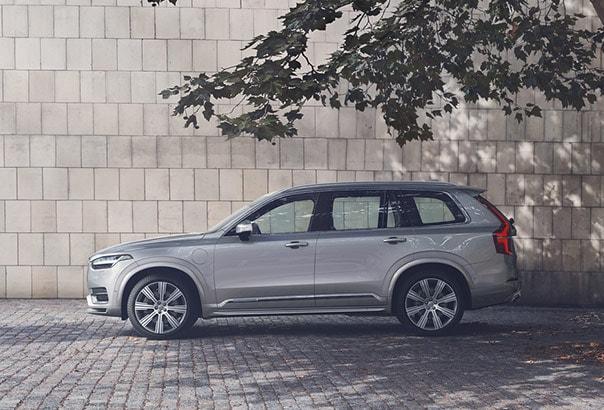 Thông số kỹ thuật, sức mạnh và hiệu suất của Volvo XC90 T8 Hybrid