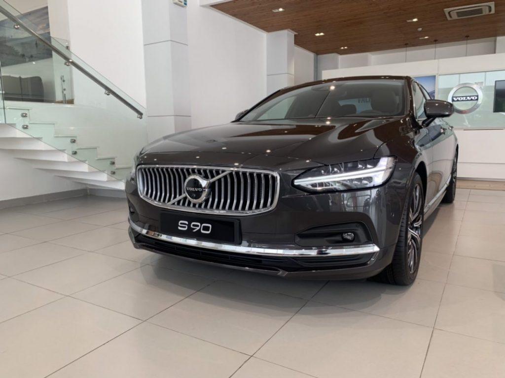 Volvo S90 2022 Volvo Vietnam (13)