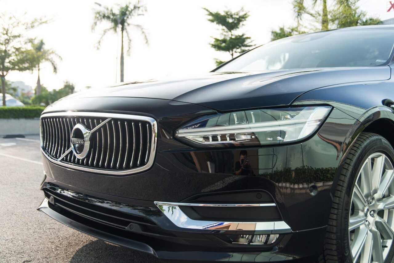 Volvo S90 2022 Volvo Vietnam (2)