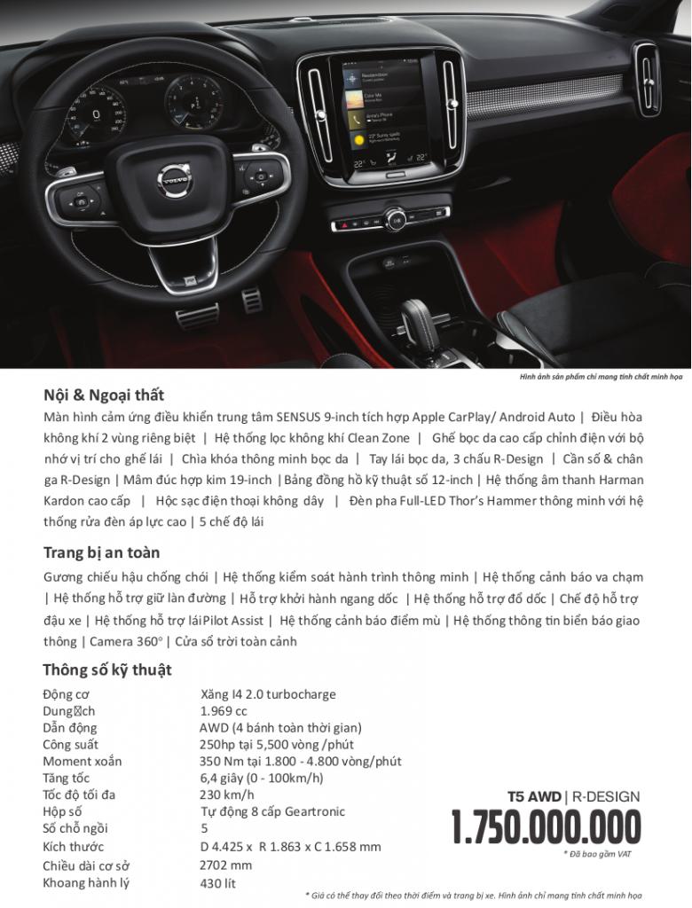 Volvo XC40 2022 Volvo Vietnam (1)