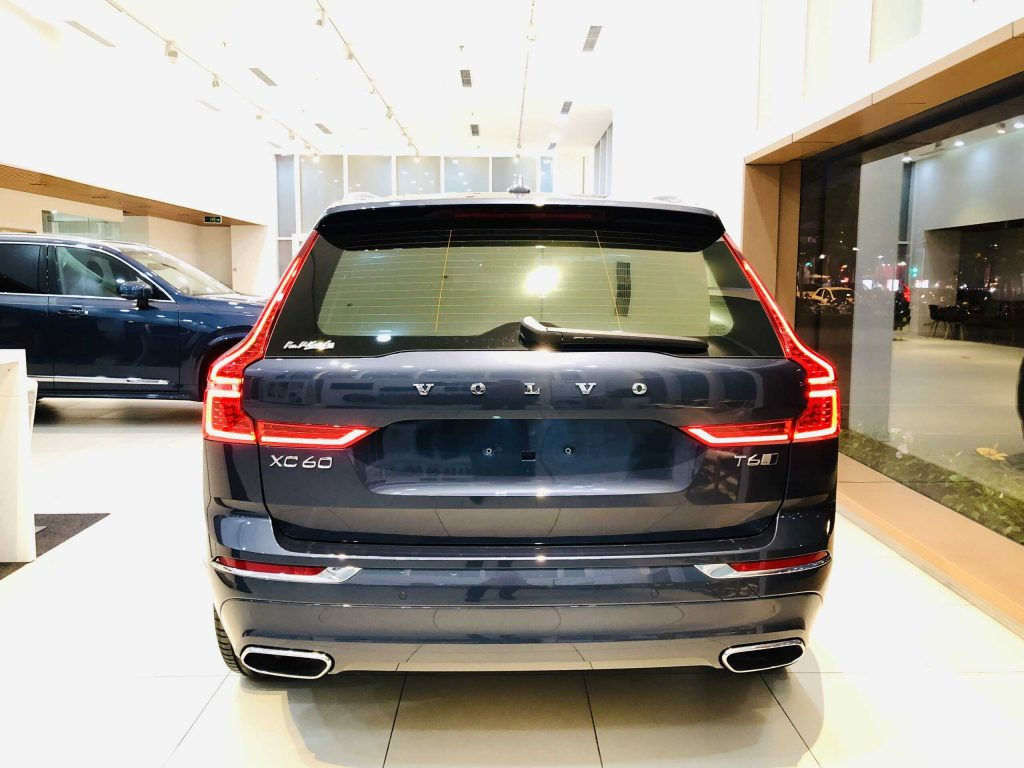 Volvo XC60 Inscription 2022