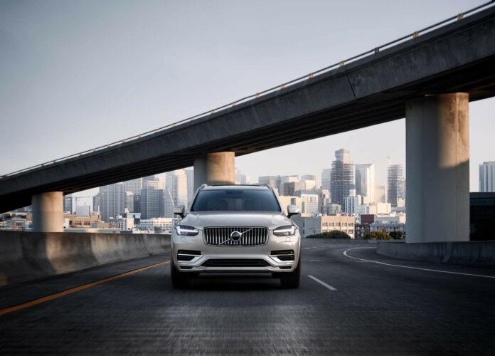 Volvo XC90 được đánh giá về sự hoàn hảo