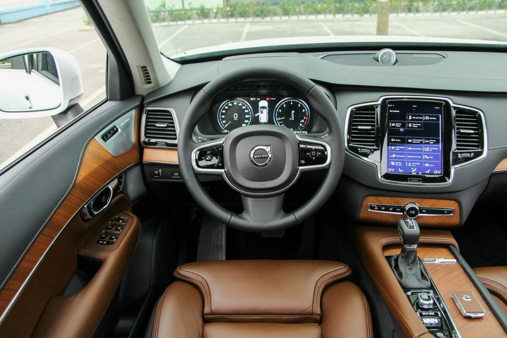 Volvo xc90 2022 Volvo Vietnam (2)