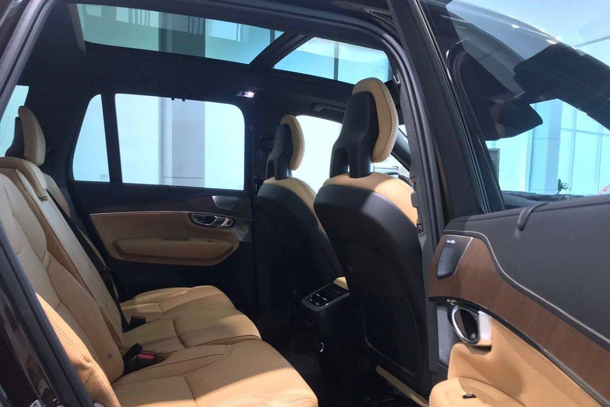 Volvo xc90 2022 Volvo Vietnam (13)
